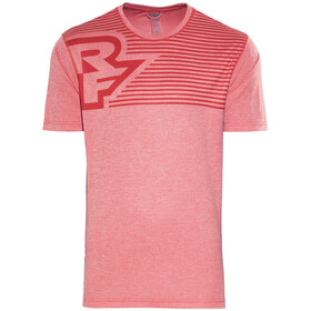 Race Face Trigger Tech Bike Jersey Shortsleeve Men red